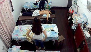 中國情侶按摩針孔攝影偷拍影片流出,東莞不肖業者全程紀錄美女更衣拔罐露乳監控視頻,中國、偷拍、按摩、東莞、美女、針孔攝影、露乳成人影片、免費A片