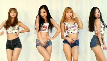 Waveya性感女團熱舞Mi Mi Mi,熱舞、秀舞、美尻、美腿、美臀、骨盆舞成人影片、免費A片