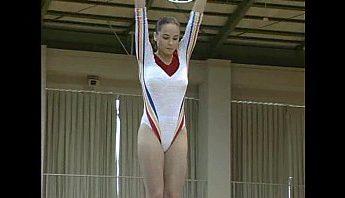 前國家代表隊體操選手上空體操秀,地板動作、平衡木、雙槓高水準演出視頻,乳搖、西洋歐美、體操選手成人影片、免費A片